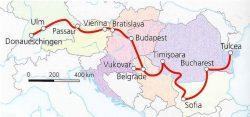 traukiniu_palei_Dunoju_zemelapis