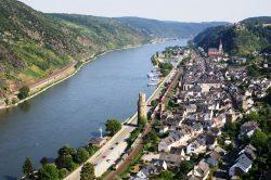 Vaizdingi maršrutai. Vokietija, Reino upė