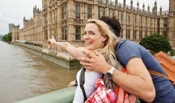Nemokami turai Londone