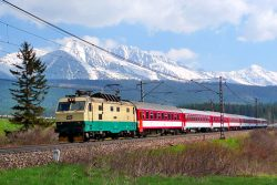 Vaizdingas maršrutas Slovakijoje