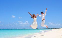 Egzotiškos vestuvės užsienyje