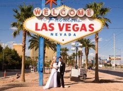Vieta vestuvėms, Las Vegas, JAV