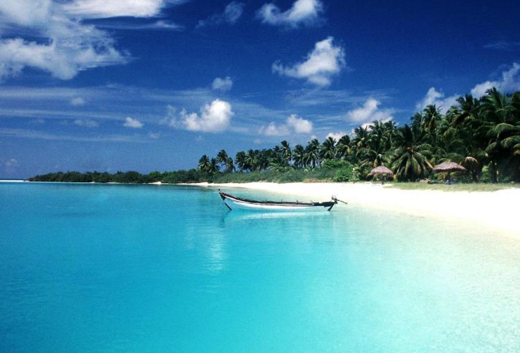 Vieta vestuvėms - Nikobarų salos