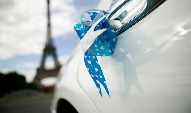 Vieta vestuvėms - Paryžius, Prancūzija
