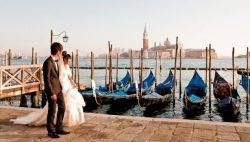 Vieta vestuvėms -Venecija, Italija