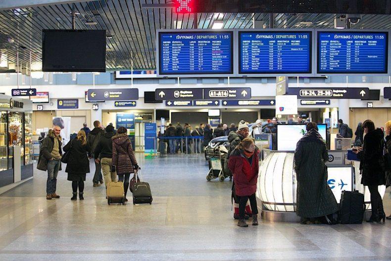 Saugumo patikra oro uostuose