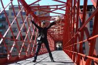 Ant tilto Žironoje